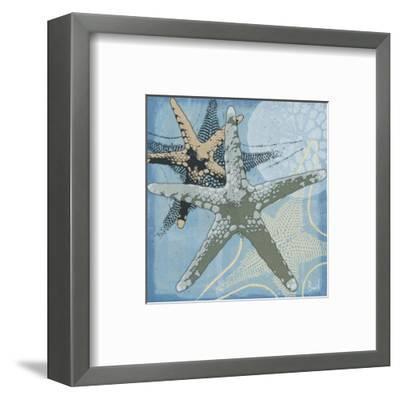 Ocean's Delight II-Jason Basil-Framed Art Print