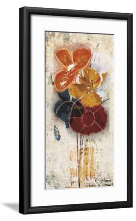Floral Scents I-Robert Lacie-Framed Art Print