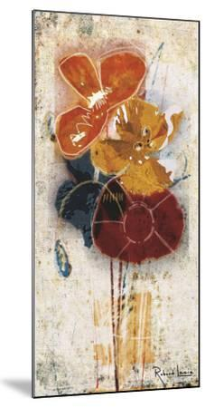 Floral Scents I-Robert Lacie-Mounted Art Print