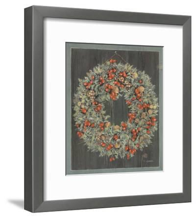 Couronne, Noix-Laurence David-Framed Art Print
