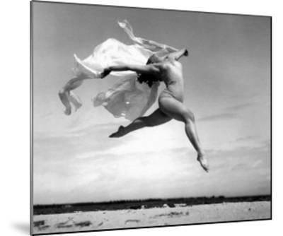 Exhuberant Soaring Dance Giclee Print By Art Com