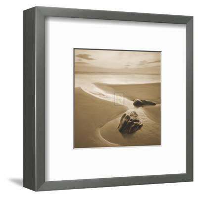 Sandy Mouth-Joe Cornish-Framed Art Print