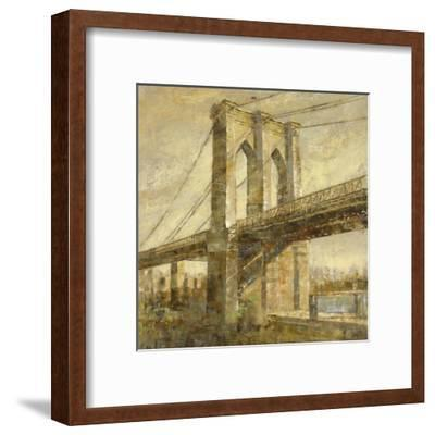 From Afar-Michael Longo-Framed Art Print