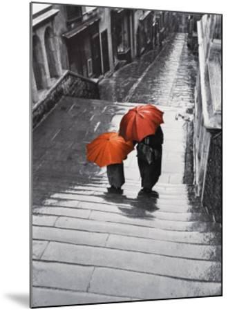 Bristol Rain, c.1954-Joseph Mckeown-Mounted Art Print