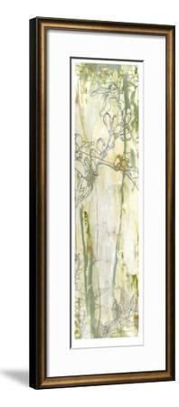 Fluid Motion IV-Jennifer Goldberger-Framed Limited Edition