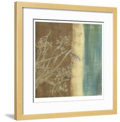 Antique Ivory III-Chariklia Zarris-Framed Limited Edition