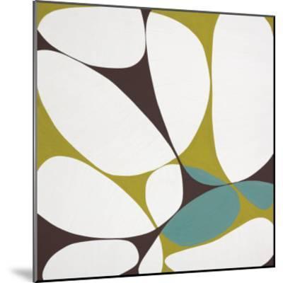 Flower Power, no. 11-Marilu Hartnett-Mounted Art Print