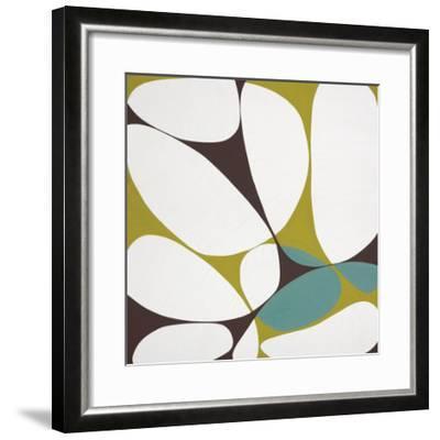 Flower Power, no. 11-Marilu Hartnett-Framed Art Print