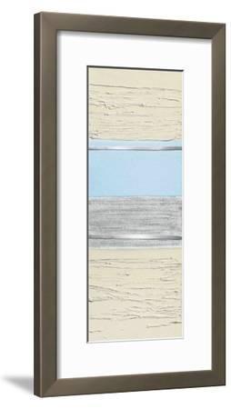 Blue Oreo II-Lindsay Hill-Framed Art Print