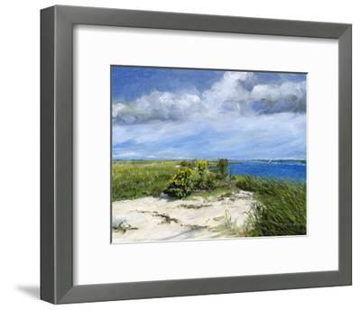 Hemlock Cove-Doug Zider-Framed Art Print