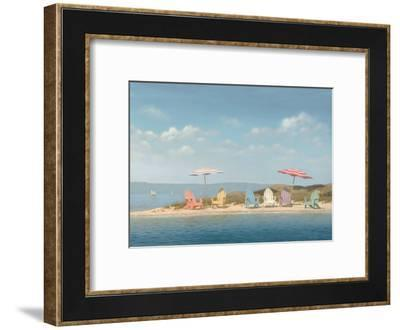 Summer Colors-Daniel Pollera-Framed Art Print