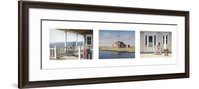 Summer Trio-Daniel Pollera-Framed Art Print