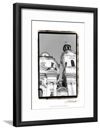 Splendors of Prague IV-Laura Denardo-Framed Art Print