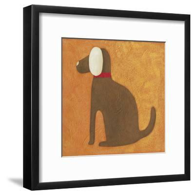 August's Wish VII-Chariklia Zarris-Framed Art Print