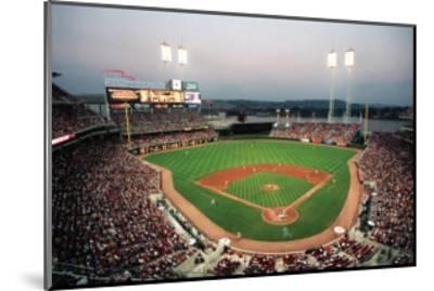 Great American Ball Park, Cincinnati-Ira Rosen-Mounted Art Print