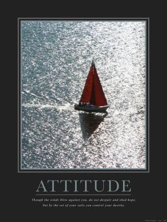Attitude: Sailing--Art Print