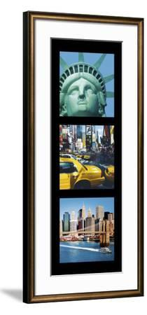 New York City II--Framed Art Print