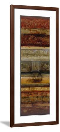 Cardinal Point II-John Douglas-Framed Art Print