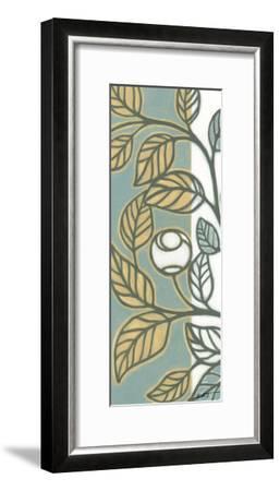 Flourish I-Norman Wyatt Jr^-Framed Giclee Print
