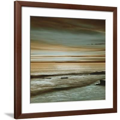Hightide-John Seba-Framed Art Print