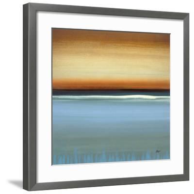 Contemporary Moments II-Lisa Ridgers-Framed Art Print