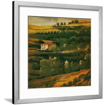 Trip Around the World I-Elizabeth Jardine-Framed Art Print