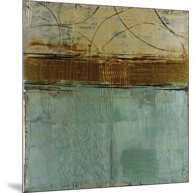 Cool Blue Canyon-Elizabeth Jardine-Mounted Art Print