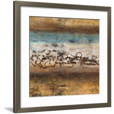 Energy II-Norm Olson-Framed Art Print