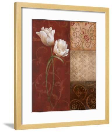 Tulip Grace-Nan-Framed Art Print