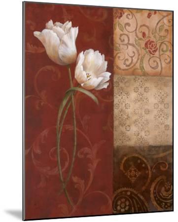 Tulip Grace-Nan-Mounted Art Print