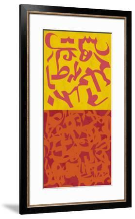 Number 72, 2006-Vlado Fieri-Framed Serigraph