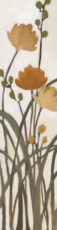 Meadows I--Framed Art Print