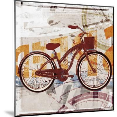 Cruising-Noah Li-Leger-Mounted Art Print
