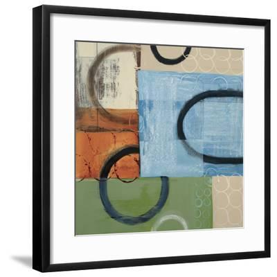 Going in Circles-Leslie Bernsen-Framed Art Print