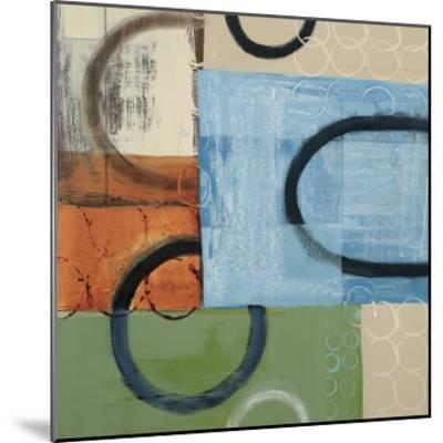 Going in Circles-Leslie Bernsen-Mounted Art Print