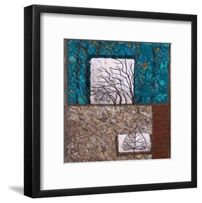 Dormant IV-Lorraine Roy-Framed Art Print