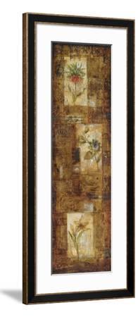 Botanist's Journal II-Francois Fressinier-Framed Art Print