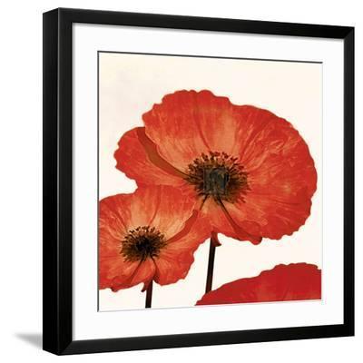 Dreams of Summer V-Lucy Meadows-Framed Art Print