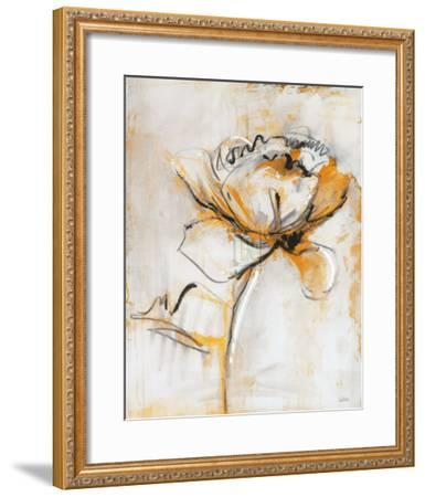 Jesters II-Leila-Framed Art Print