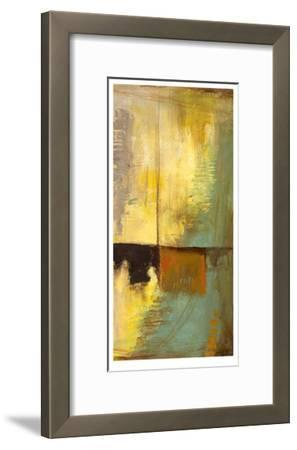 Counter Weight IV-Jennifer Goldberger-Framed Limited Edition