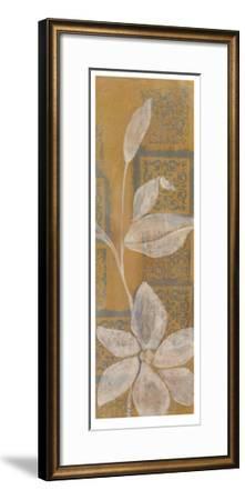 Delicate Panel II-Jennifer Goldberger-Framed Limited Edition