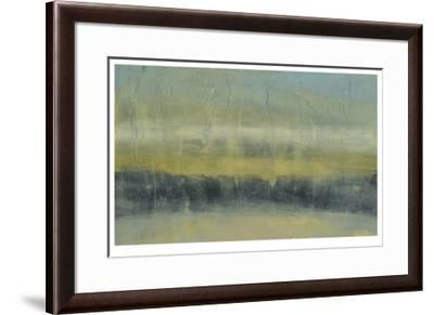 Abstracted Skyline I-Jennifer Goldberger-Framed Limited Edition