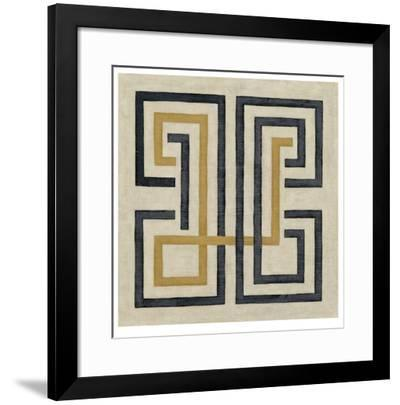 Diversion IV-Chariklia Zarris-Framed Limited Edition