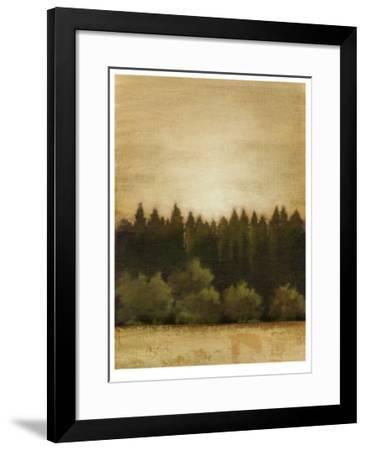 Treeline Sunset I-Ethan Harper-Framed Limited Edition