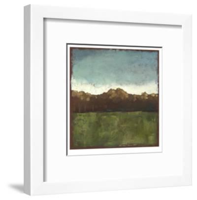 Rural Retreat VIII-Chariklia Zarris-Framed Limited Edition