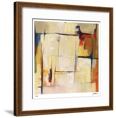 Quiet Shades I-Judeen-Framed Giclee Print