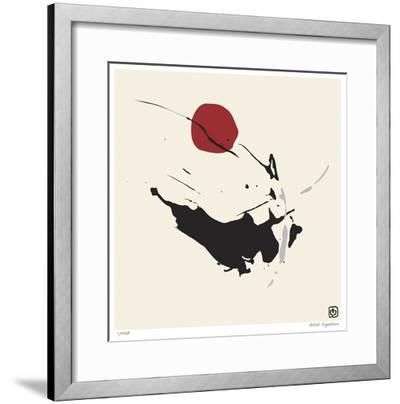 Global Art V-Ty Wilson-Framed Giclee Print