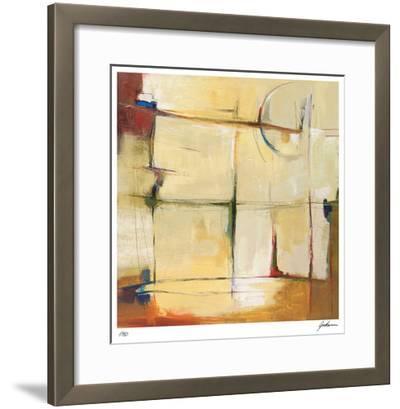 Quiet Shades V-Judeen-Framed Giclee Print