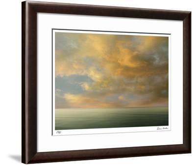 Earth Horizon I-Donna Geissler-Framed Giclee Print