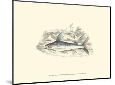 Lizars' Game Fish IV-W^h^ Lizars-Mounted Art Print
